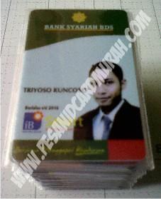 ID CARD MURAH BANK SYARIAH BDS