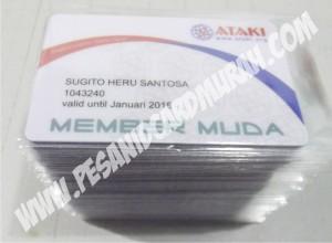 Member Card Murah ATAKI