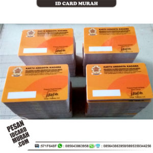 ID CARD MURAH KAGAMA