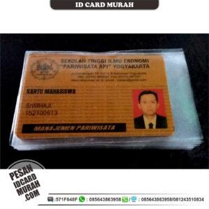 ID CARD MURAH GOLD